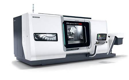 DMG MORI - CTX gamma TC 02 UK